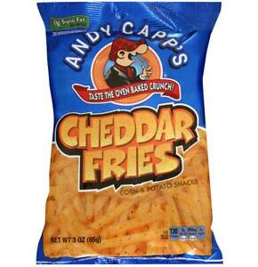 Andy capp's cheddar fries (24g)-0