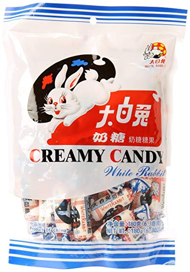 White Rabbit Creamy Candy-0