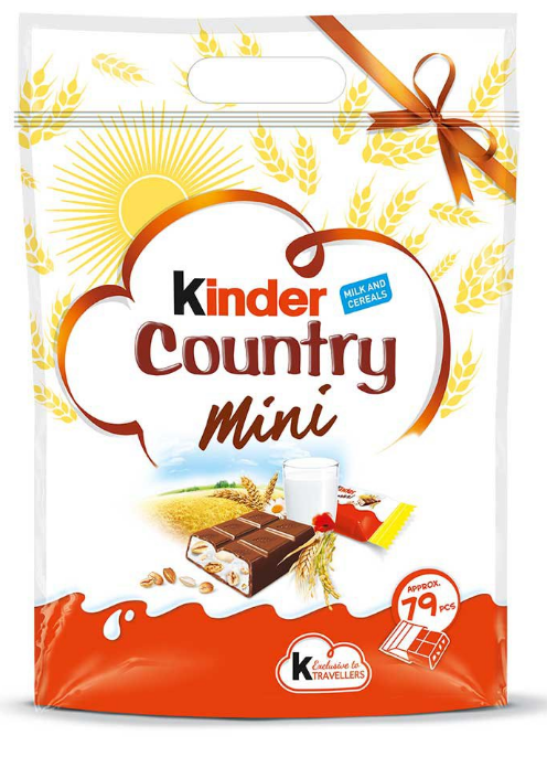 Kinder Mini Country Travel Pack (420g)-0