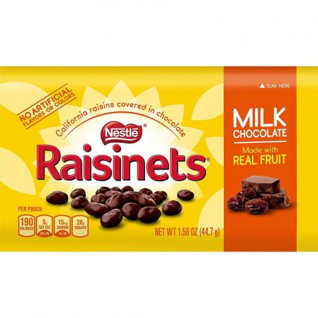 Nestle Raisinets Milk Chocolate (44g)-0