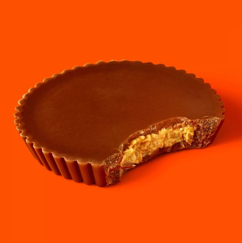 Reese's Thins Milk Chocolate Peanut Butter Cups (87g)-9858