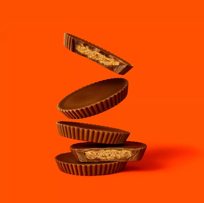 Reese's Thins Milk Chocolate Peanut Butter Cups (87g)-9857
