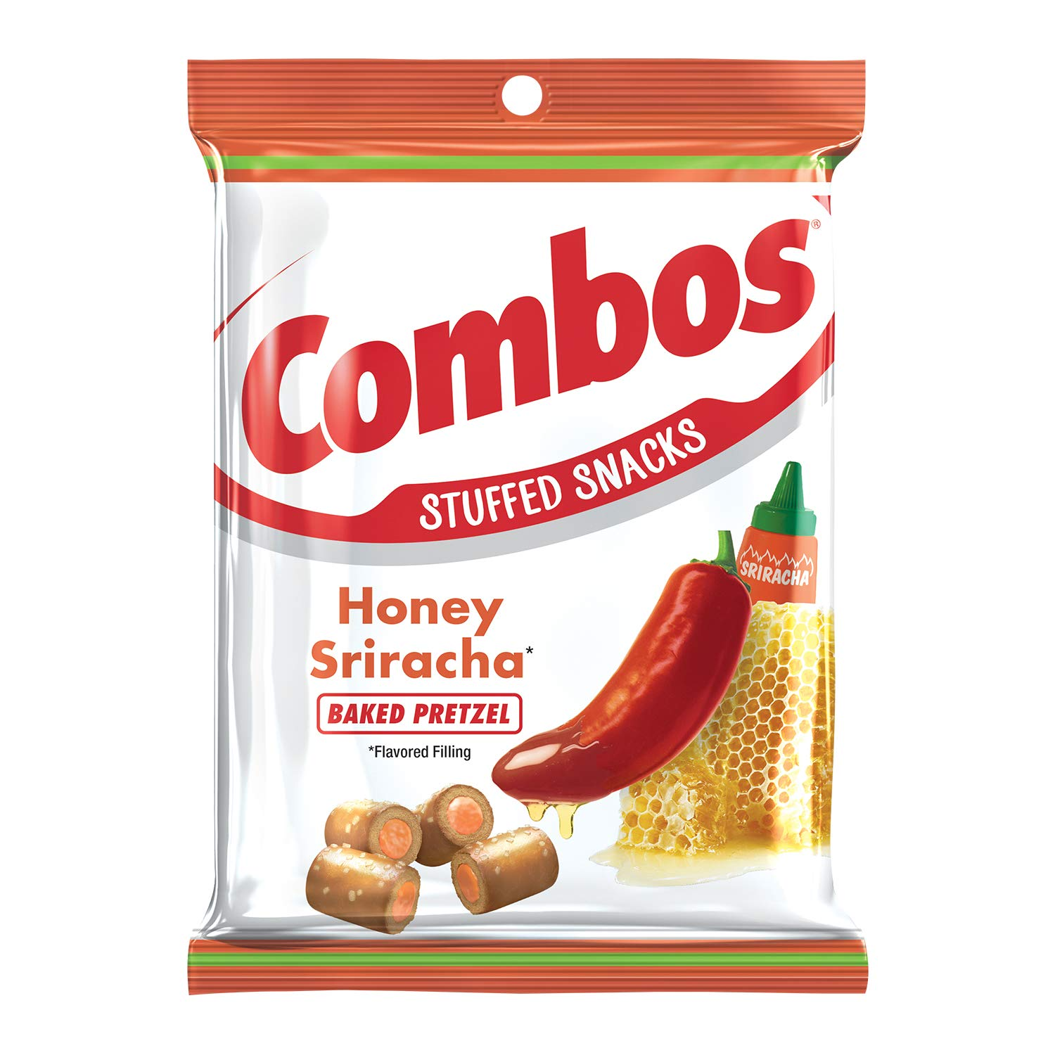 Combos Honey Sriracha Pretzel (178g)-0