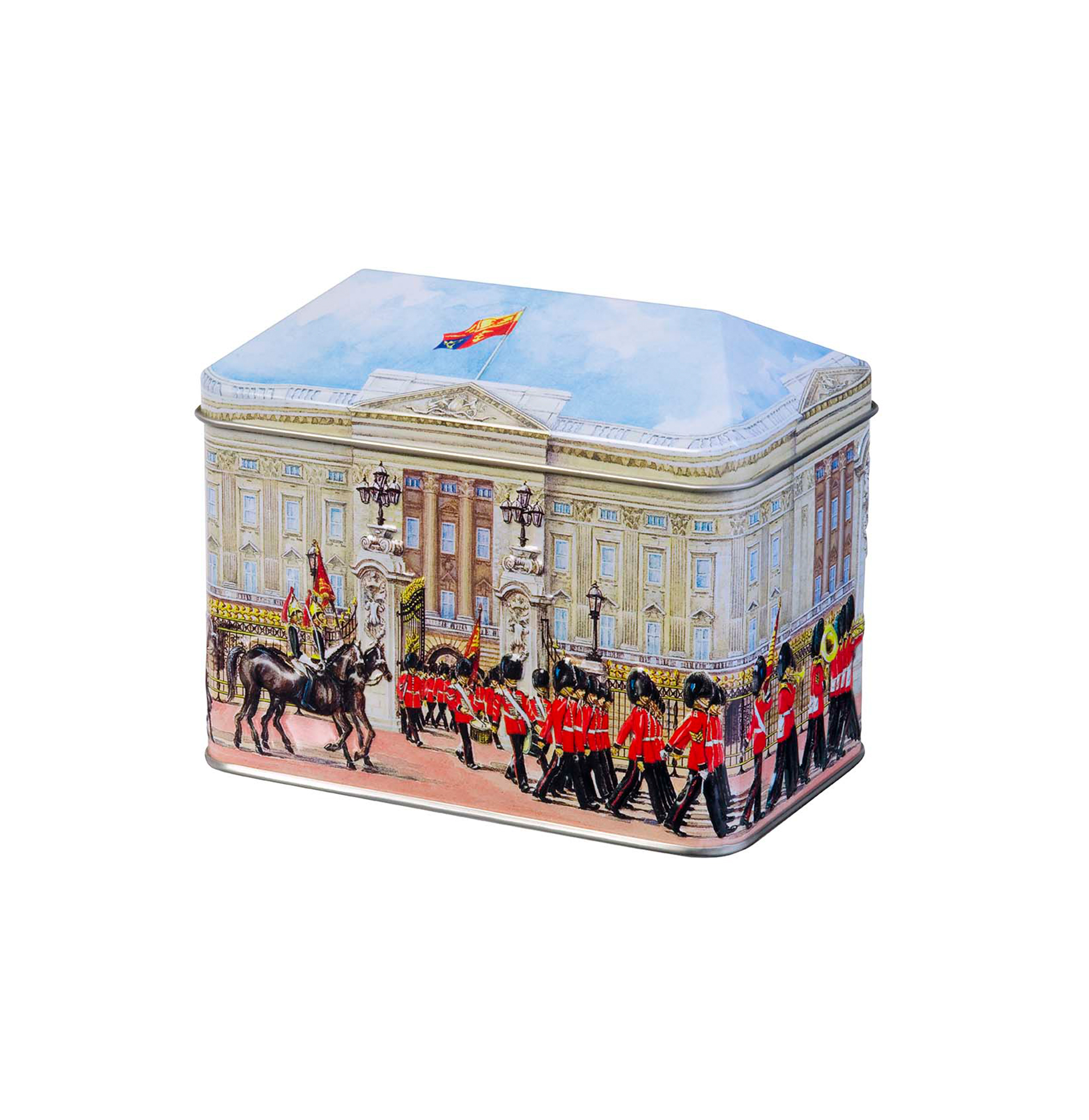 Churchill's Buckingham Palace Money Box with Toffees (200g)-0
