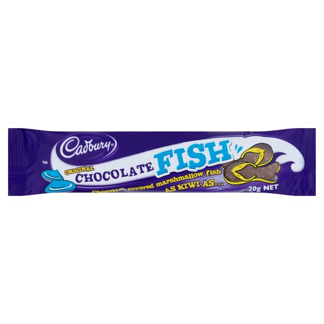CADBURY CHOCOLATE FISH (20G)-0