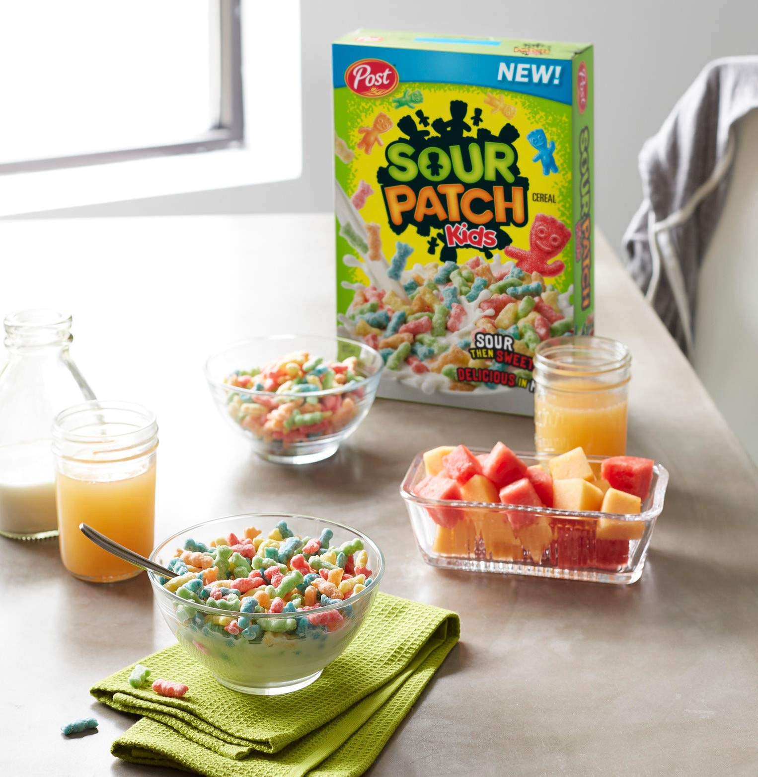 POST SOUR PATCH KIDS CEREAL (311G)-9478