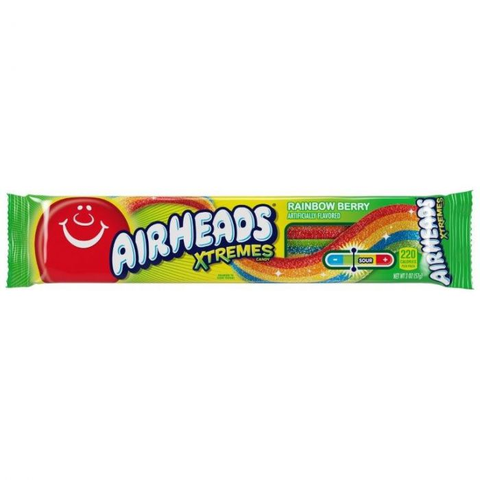Airheads Xtremes rainbow berry (57g)-0