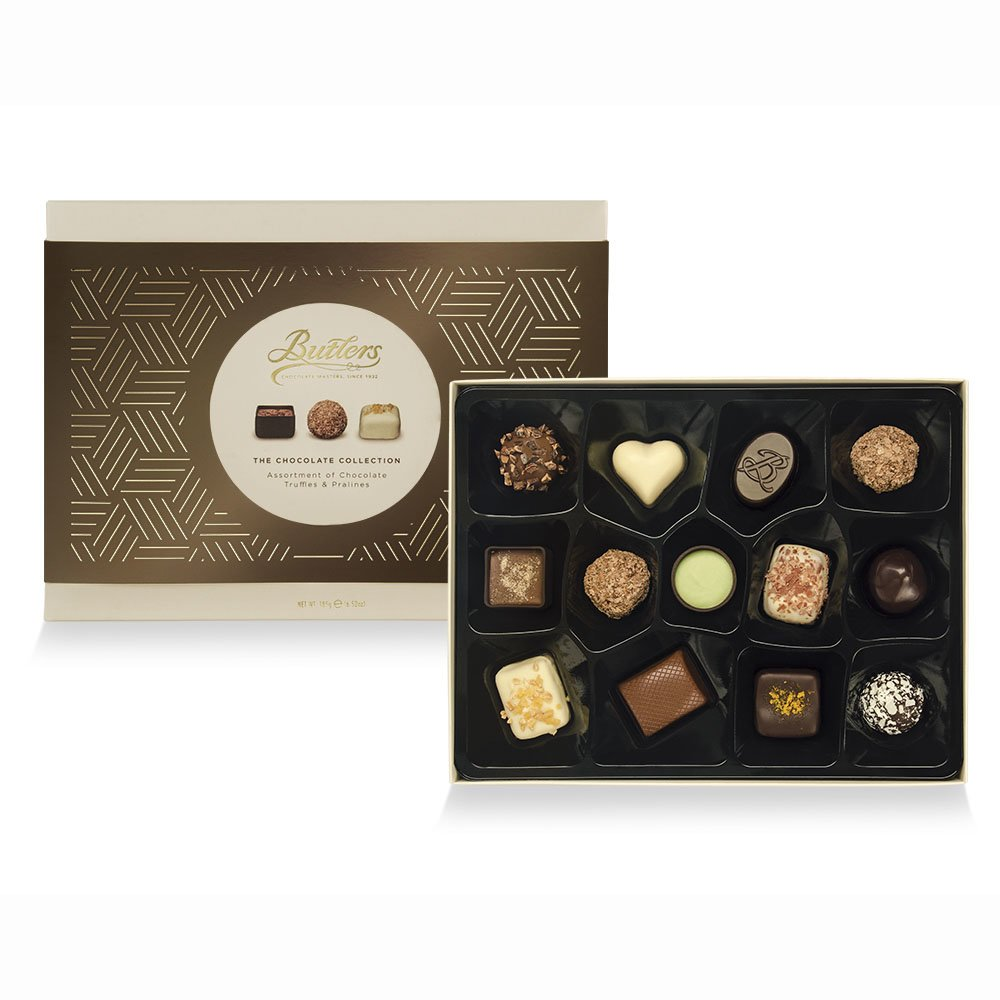BUTLERS THE CHOCOLATE COLLECTION MEDIUM (185G)-7274
