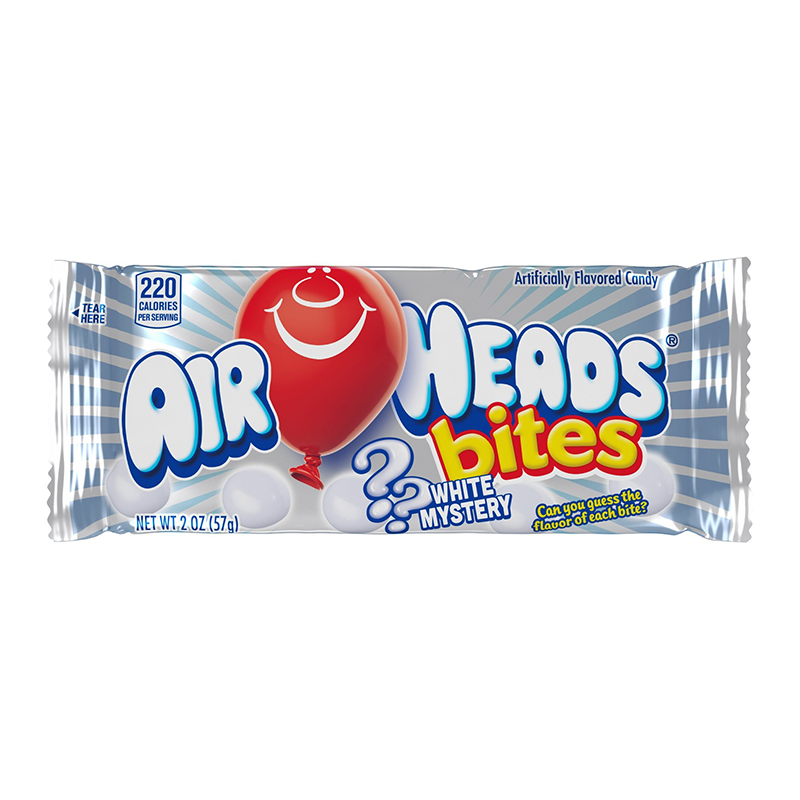 AirHeads Bites White Mystery Candy (57g)-0