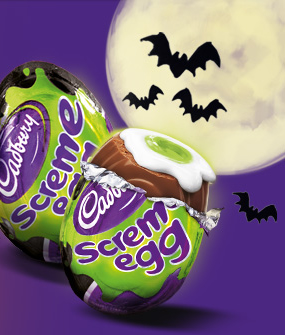 cadbury scream egg (34g)-7030