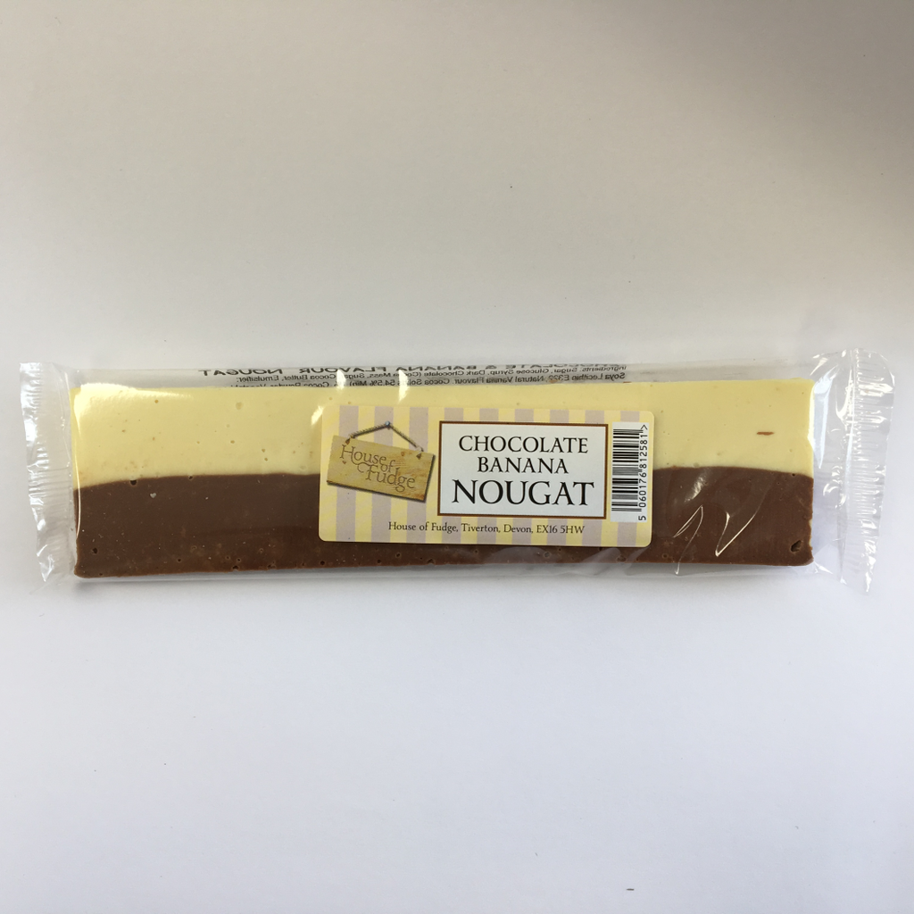 CHOCOLATE BANANA NOUGAT (120G) -0