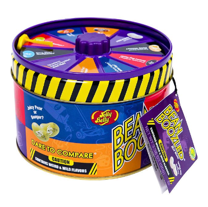 Jelly Belly Bean boozled 4TH Edition Spinner Tin (95g)-0
