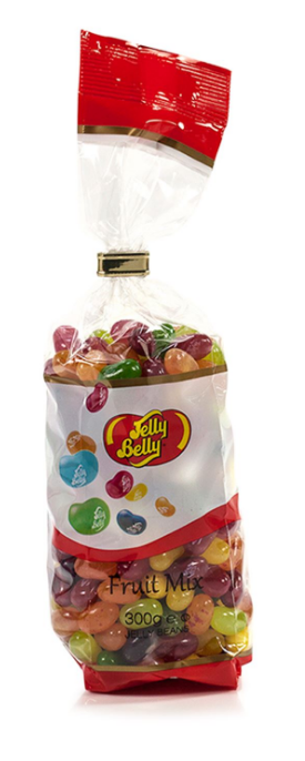 Jelly Belly FRUIT MIX (300g)-0