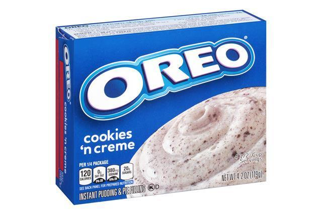 OREO COOKIES'N CREME INSTANT PUDDING (119G)-0