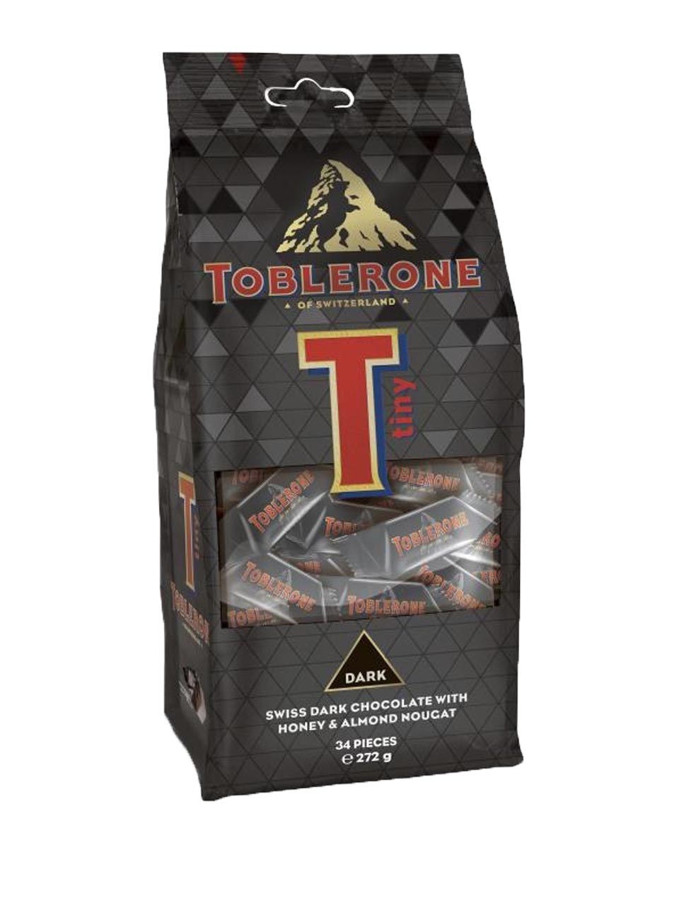 TOBLERONE TINY DARK BAG (272G)-0
