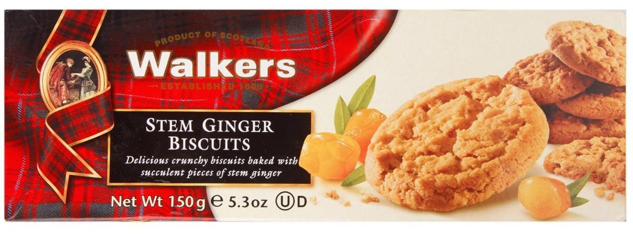 WALKERS STEM GINGER BISCUITS (150G)-0