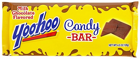 YOO-HOO MILK CHOCOLATE CANDY BAR (128G)-0