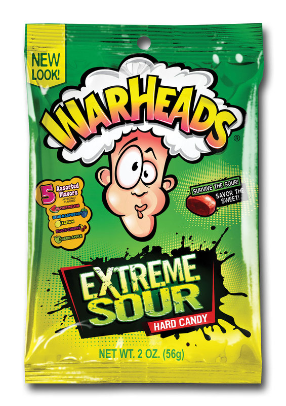 Warheads EXTREME SOUR (56G) -0