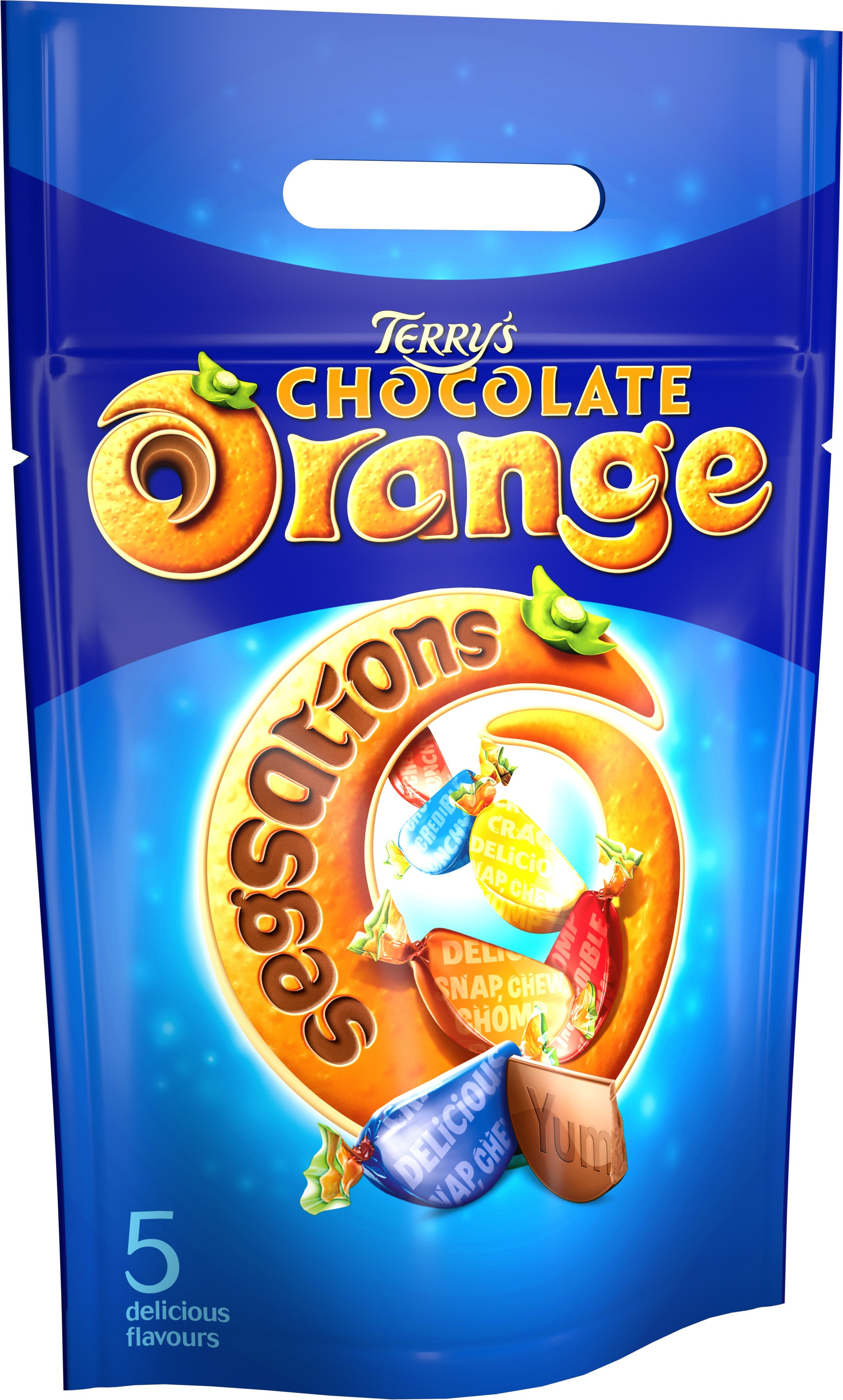 TERRY'S CHOCOLATE ORANGE SEGSATIONS (400G)-0