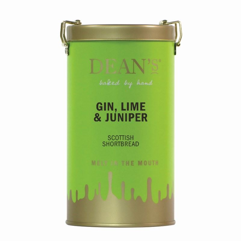 DEAN'S GIN, LIME & JUNIPER SCOTTISH SHORTBREAD (150G)-0