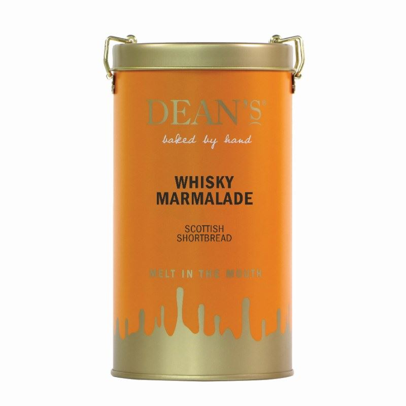 DEAN'S WHISKY MARMALADE SCOTTISH SHORTBREAD (150G)-0