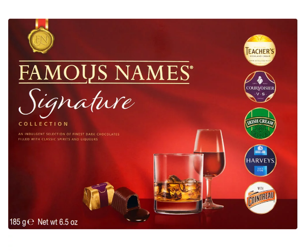 FAMOUS NAMES SIGNATURE COLLECTION (185G)-0