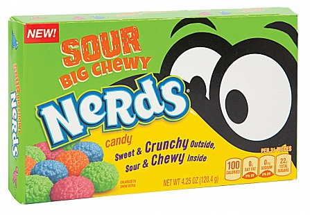 NERDS SOUR BIG CHEWY (120G)-0