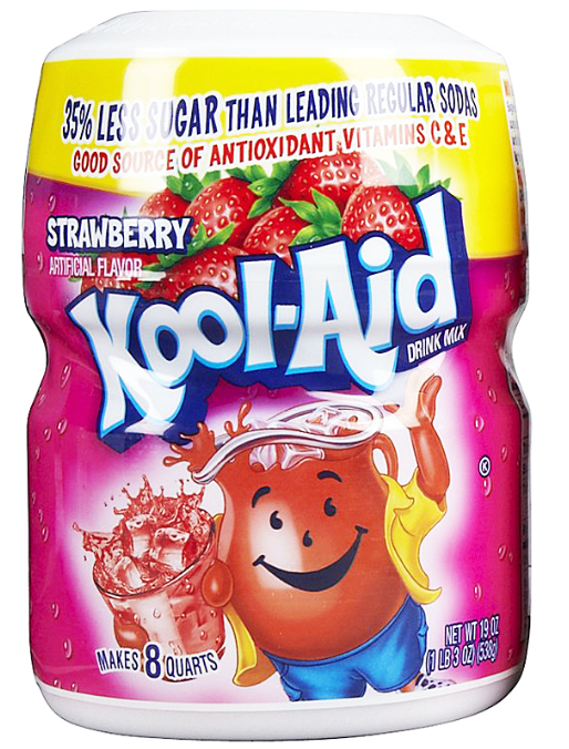 KOOL-AID STRAWBERRY (538G)-0