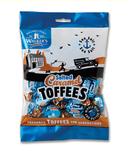 Walker's Nonsuch Salted Caramel Toffees (150g)-0