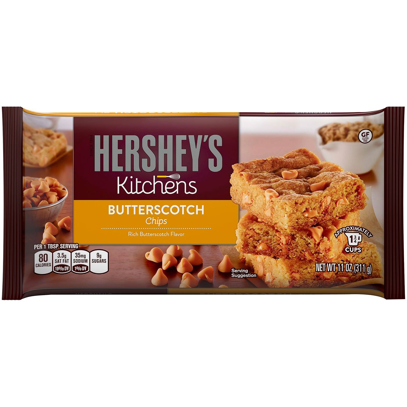 Hershey's Kitchens Butterscotch Chips (311g)-0