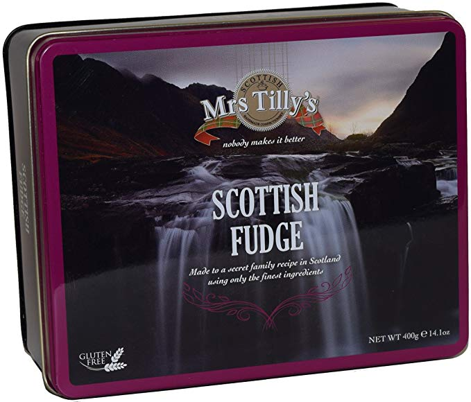 Mrs Tilly's Scottish Fudge (400g)-0