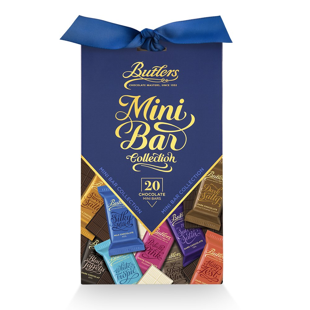 BUTLERS MINI BAR COLLECTION (250G)-0
