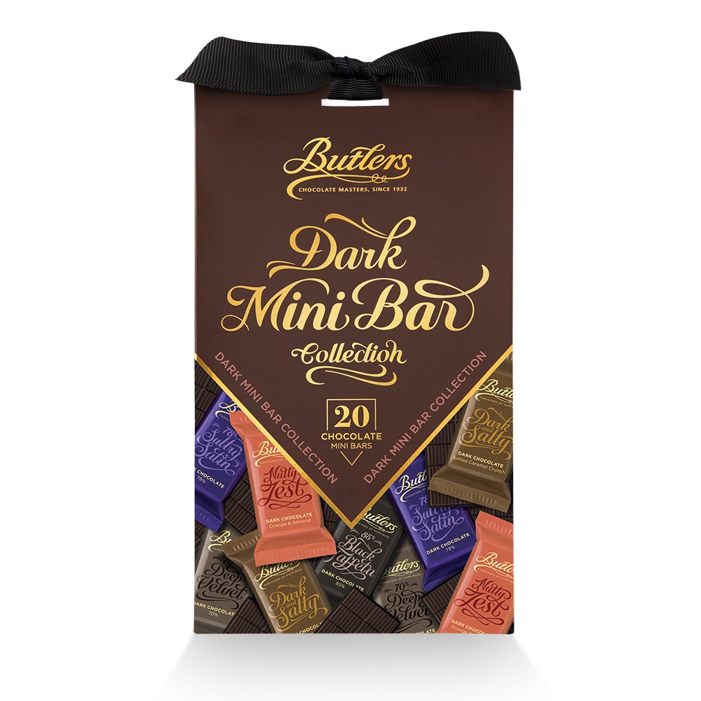 BUTLERS DARK MINI BAR COLLECTION (250G)-0