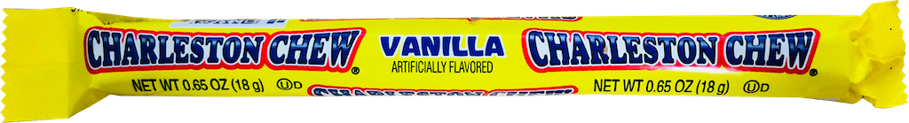 CHARLESTON CHEW VANILLA (18G)-0