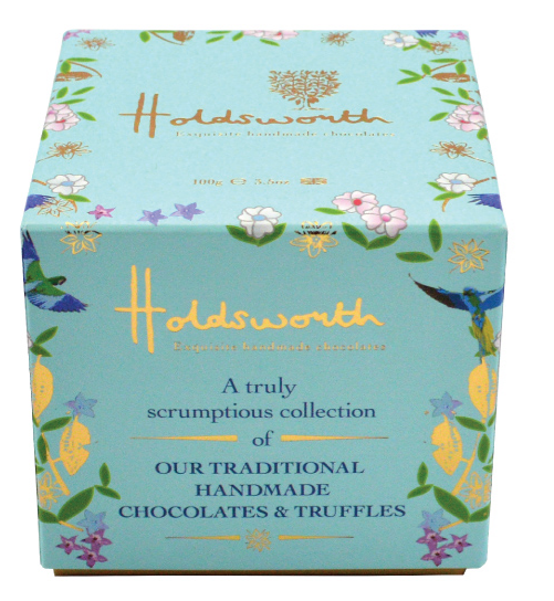 Holdsworth Traditional Handmade Chocolates & Truffles (100g)-0