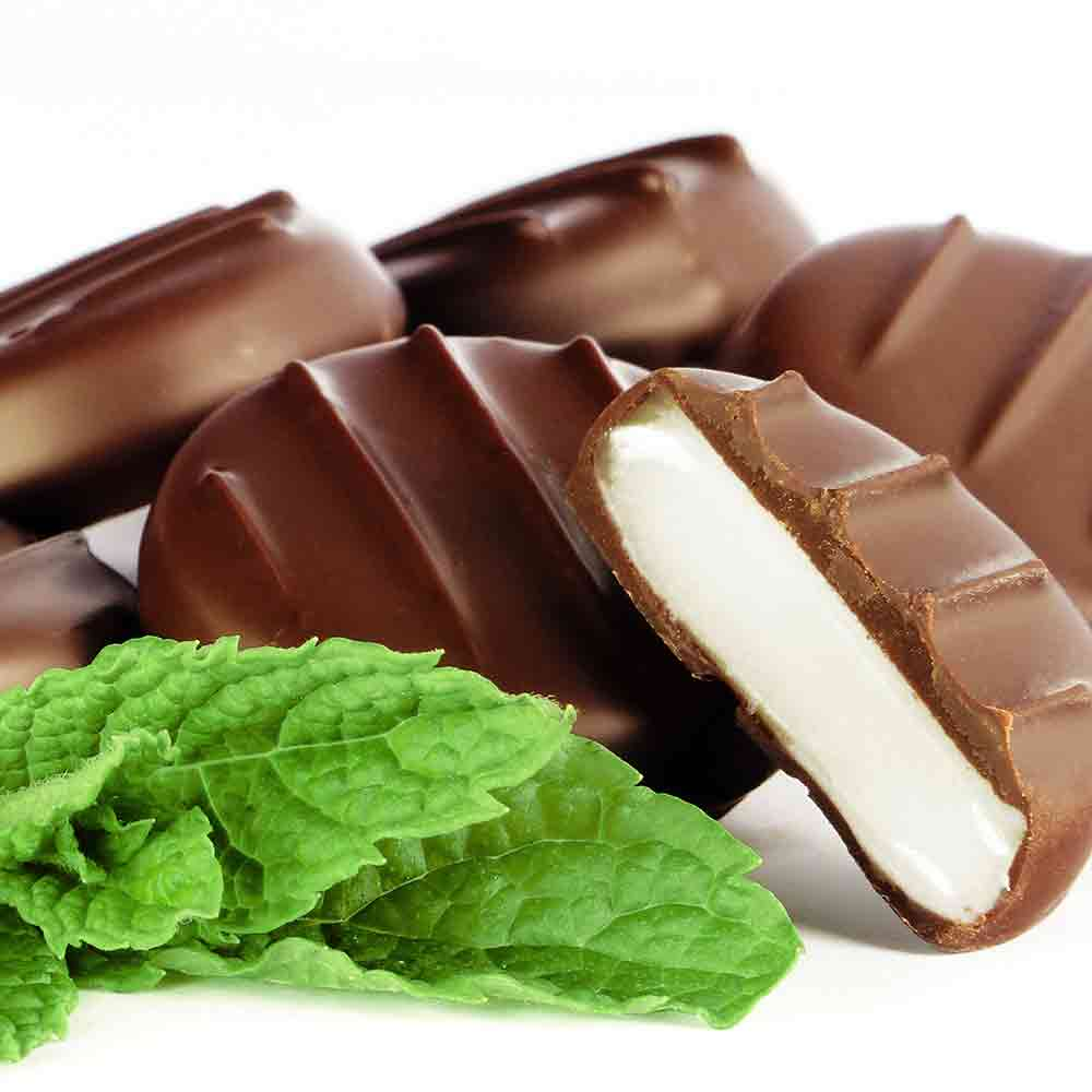 Whitakers Dark Chocolate Mint Creams (150g)-8646