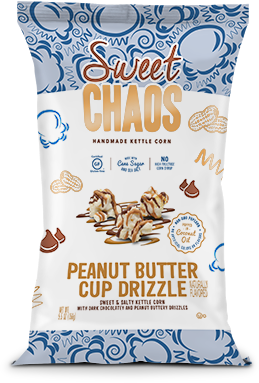 SWEET CHAOS PEANUT BUTTER CUP DRIZZLE (156G)-0