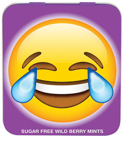 LAUGHING EMOJI WILD BERRY MINTS (45G)-0