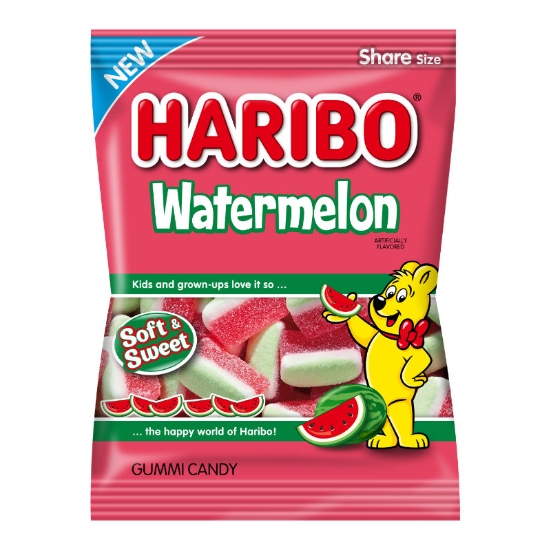 Haribo Watermelon (117g)-0