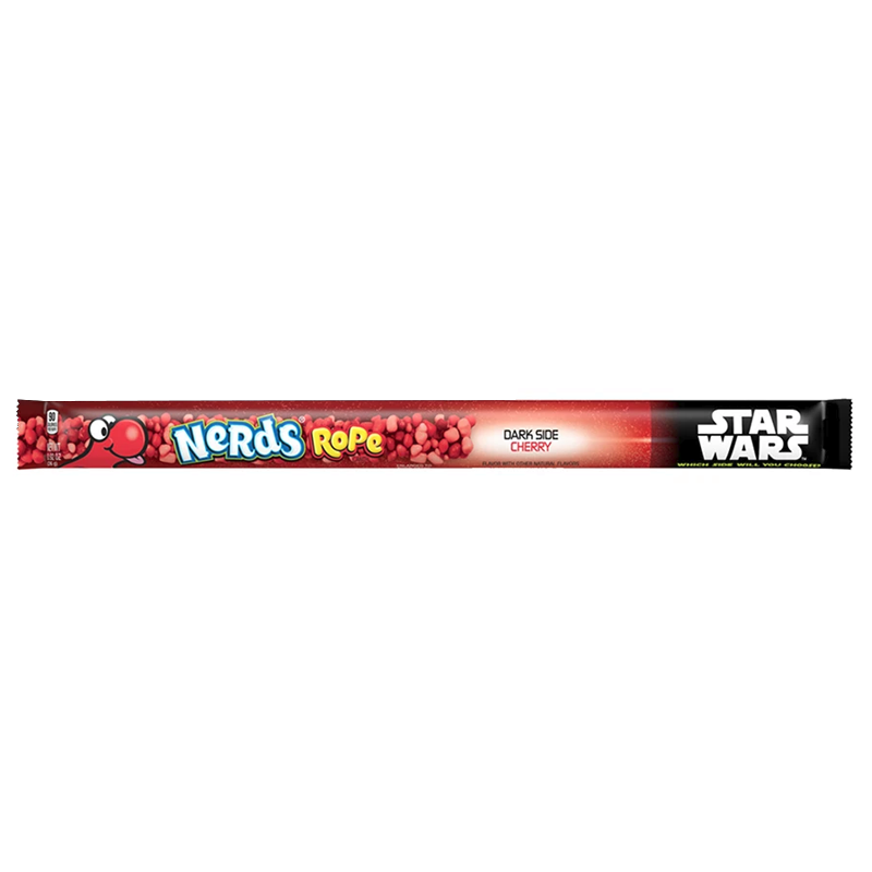 NERDS STAR WARS SOFT & CHEWY ROPE - CHERRY FLAVOUR (26G)-0