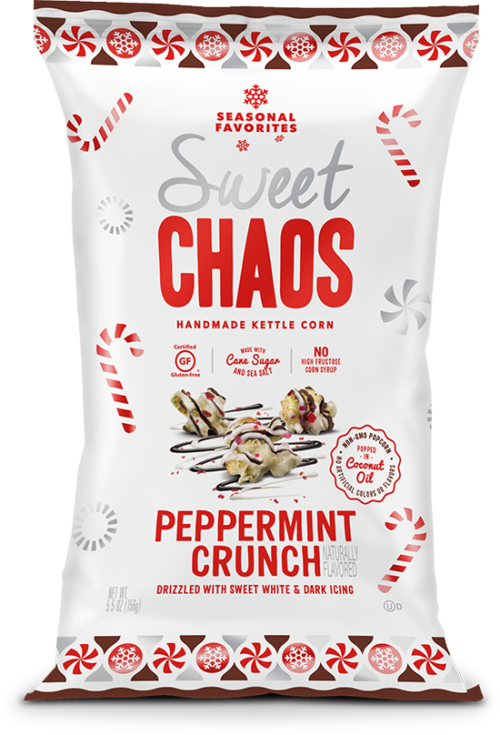SWEET CHAOS PEPPERMINT CRUNCH (156G)-0