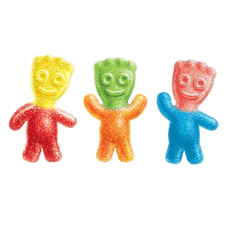 Sour Patch Kids Heads (141g)-9125