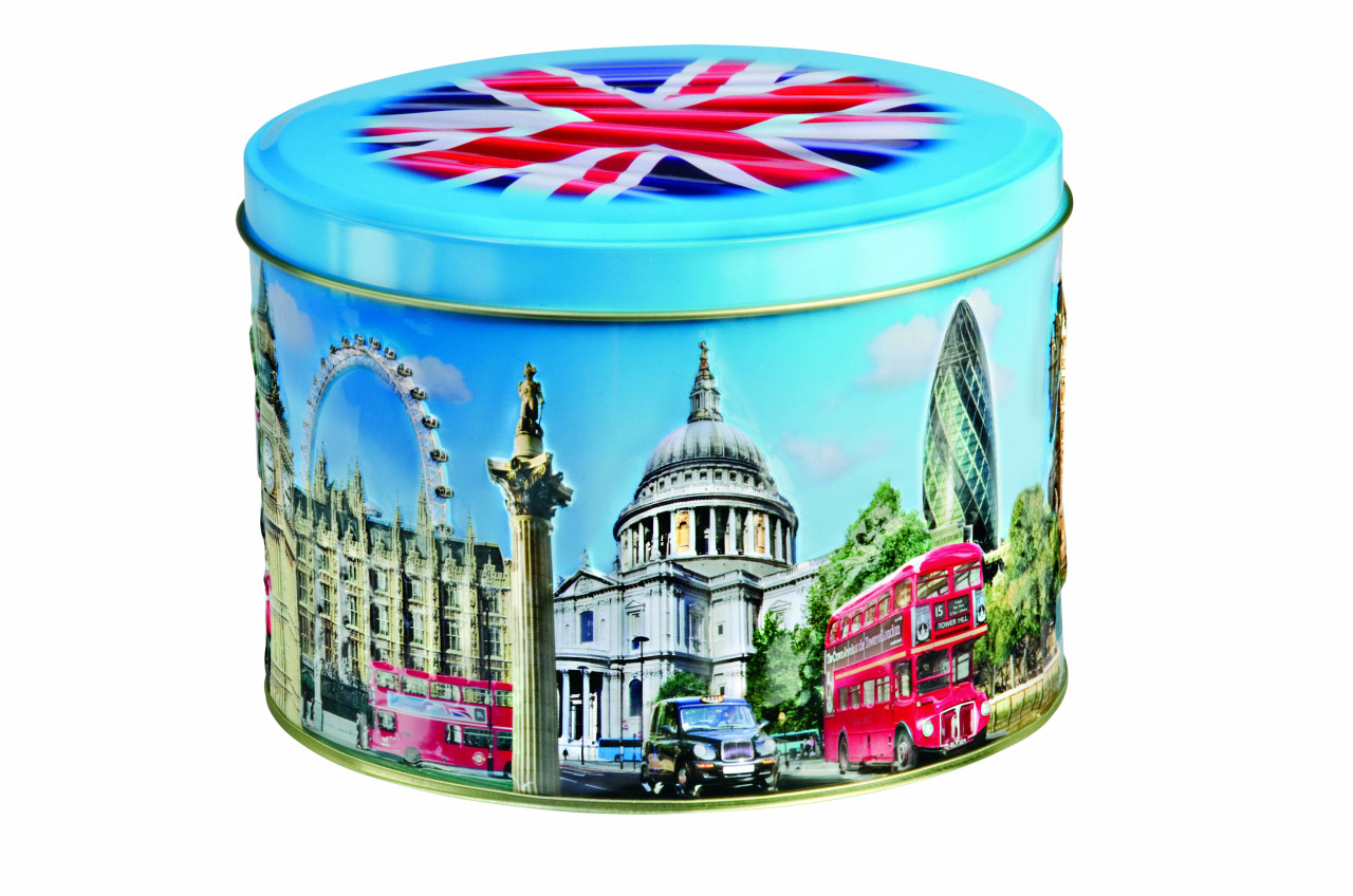 CHURCHILL'S ENGLISH TOFFEES - AROUND LONDON (200G)-0