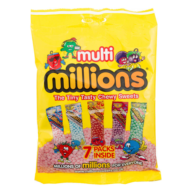 Millions Multipack Mix (115g)-0