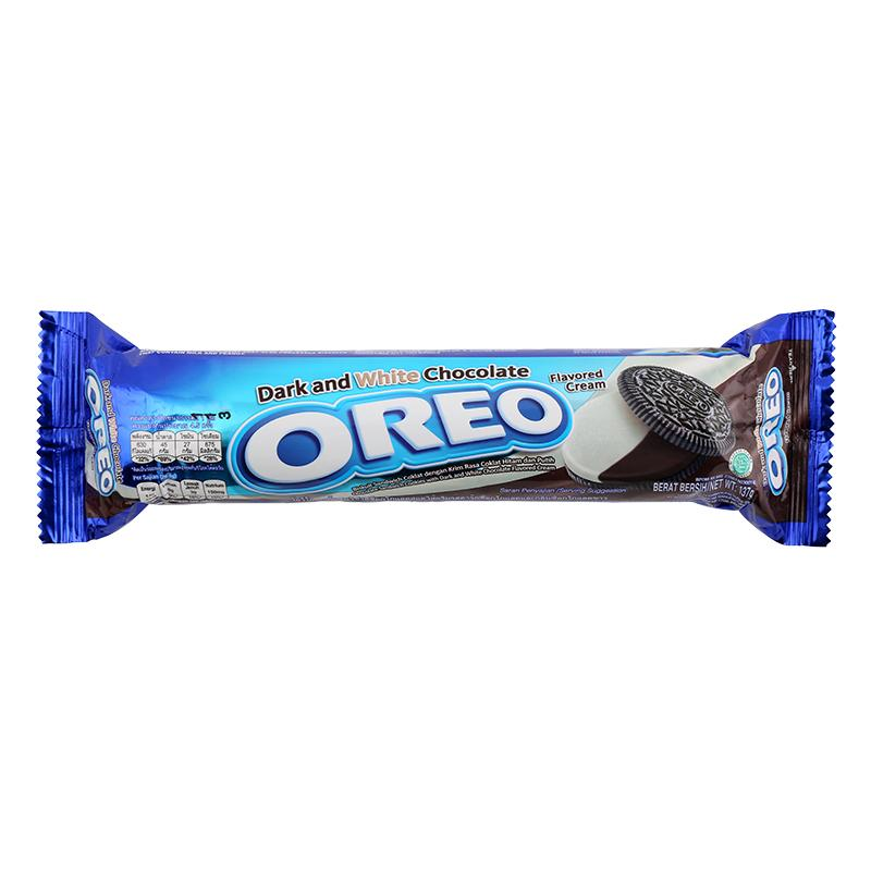 Oreo Dark & White Chocolate (137g)-0