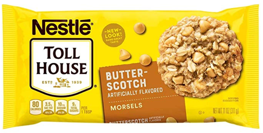 Nestle Toll House Butter-Scotch (311g)-0