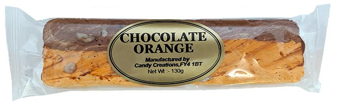 CHOCOLATE ORANGE NOUGAT (110G)-0