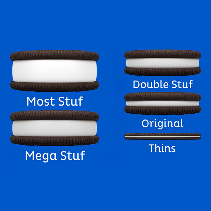 Oreo The Most Stuf (85g)-9507
