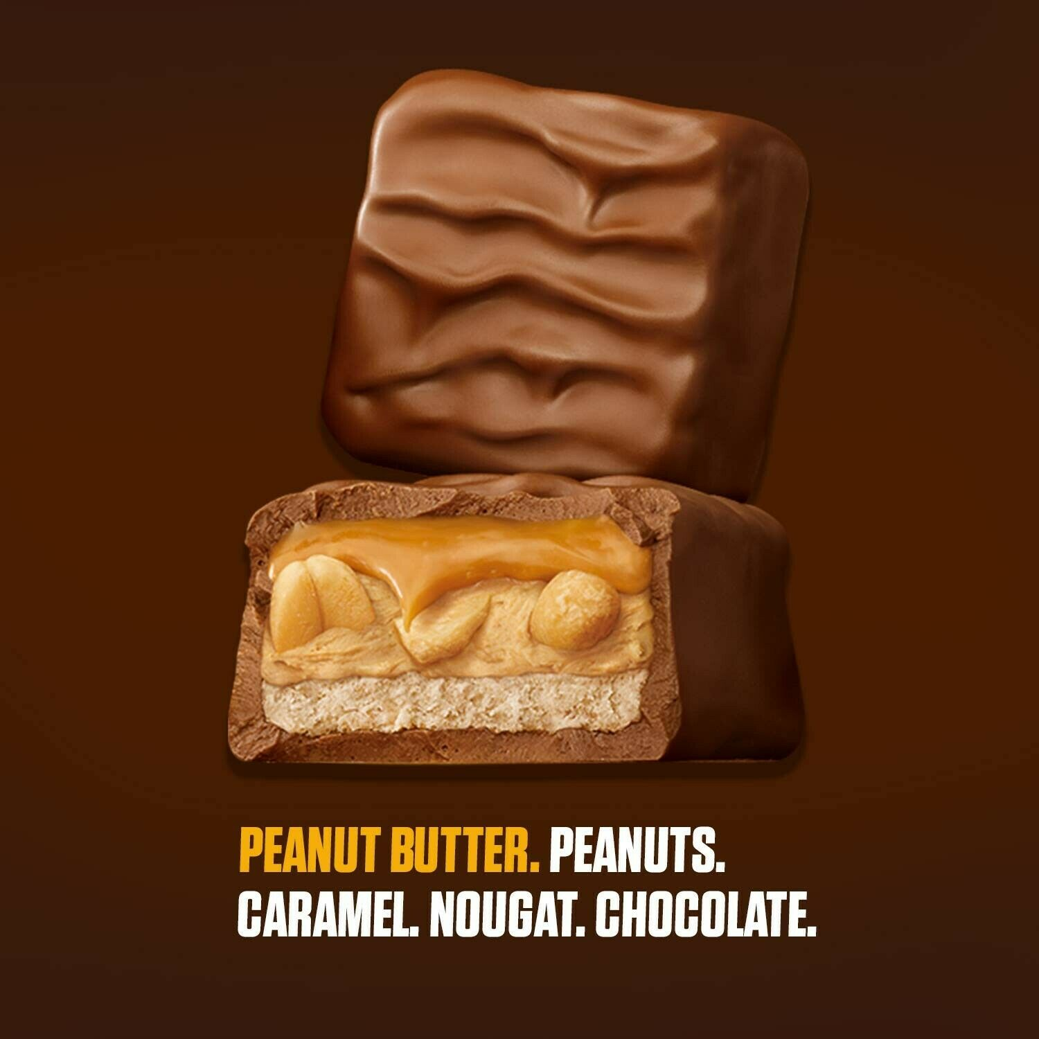 Snickers Crunchy Peanut Butter (50g)-9925