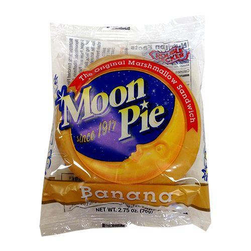 MoonPie Double Decker Banana (78g)-0